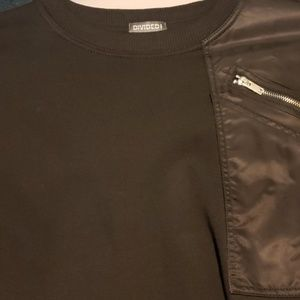 H&M Black long sleeve pullover